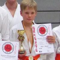 Deutscher Nachwuchsmeister 2013 - Nick